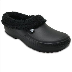 Crocs Blitzen Fur-Lined Clogs